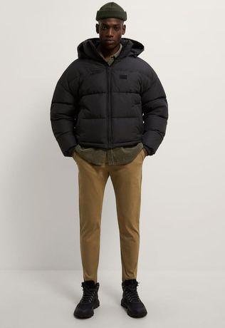Pantaloni elastic fit Zara