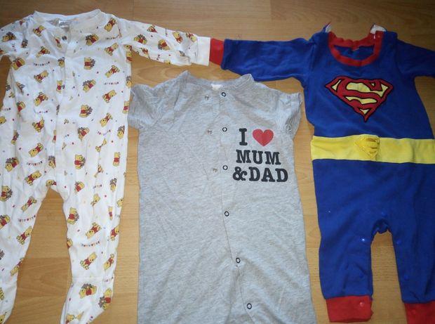 Lot haine bebe 0-2 ani ,tot lotul 250 lei sau schimb
