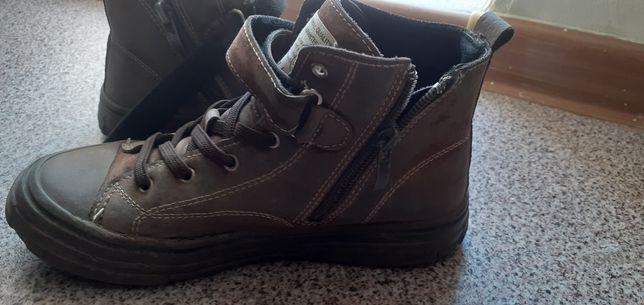 Осенние обувь на мальчика 33 раз