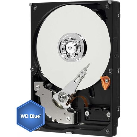 HDD WD Blue 1TB, 7200rpm, 64MB cache, SATA III