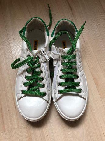 Кроссовки для девочки из Турции, кожа
