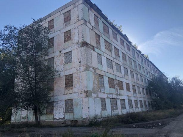 Продам 5-и этажное здание общежития в г. Аркалыке! Байтурсынова,12!