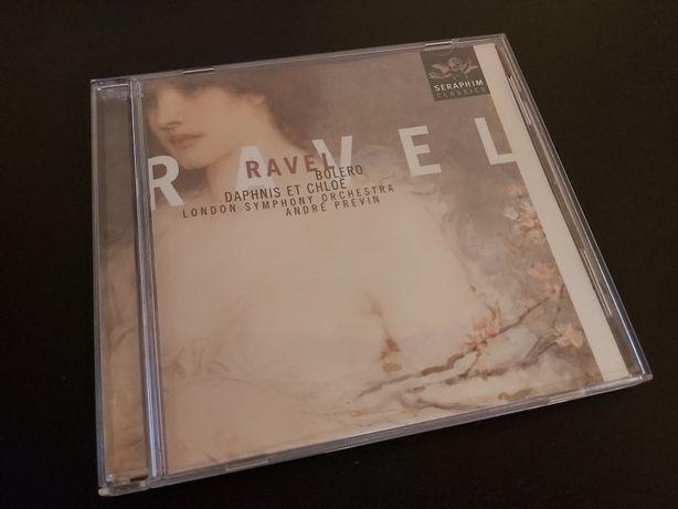 Cd Original Ravel - Daphnis et Chloe & Bolero