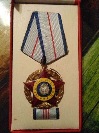 Medalii militare R.S.R.