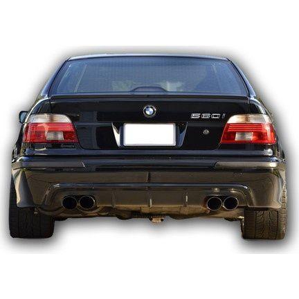 Дифузьор / добавка за задна броня за БМВ Ф39 / BMW F39 Diffuser