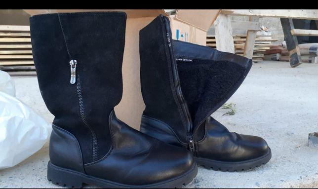 Зимняя обувь, размер 34.