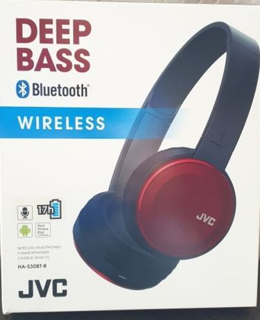 Casti on-ear Bluetooth JVC