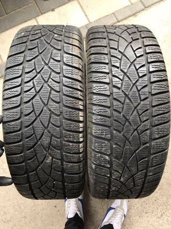 Set 2 anvelope 215.60.r16 Dunlop iarna dot 0818