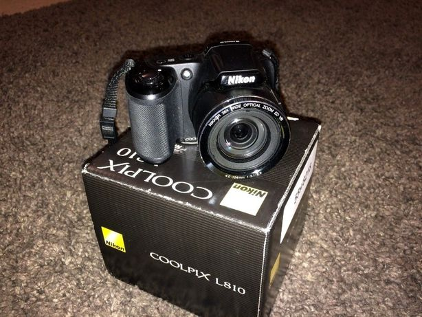 Vând Nikon L 810