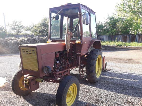 Колесен Трактор Т25А