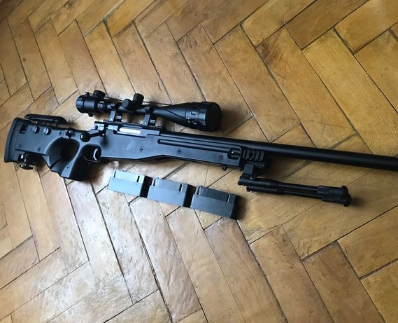 Replica Airsoft L96 Well MB08