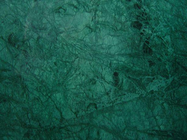 Placaj marmura verde interior