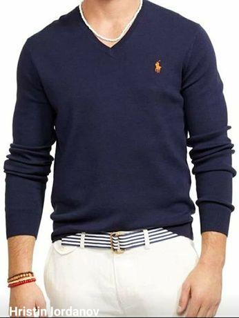 POLO RALPH LAUREN мъжки пуловер М