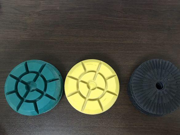 Дискове 100 мм за шлаифане на гранит мрамор