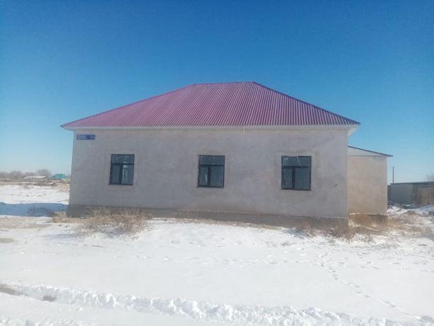 Жанадан салынган жер уй адрес Махамбет ауылы киров.