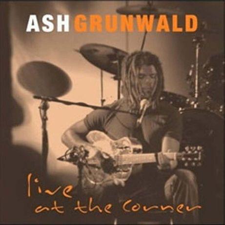 CD original sigilat Ash Grunwald - Live At The Corner