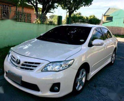 НОВИ фарове Тойота Корола 2011-2014 Corolla E150