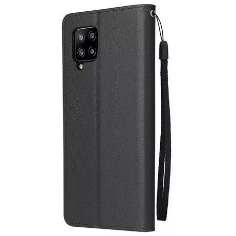 Кожен Калъф Тефтер за Samsung Galaxy A12 / A02s / A32 / A52 / A72