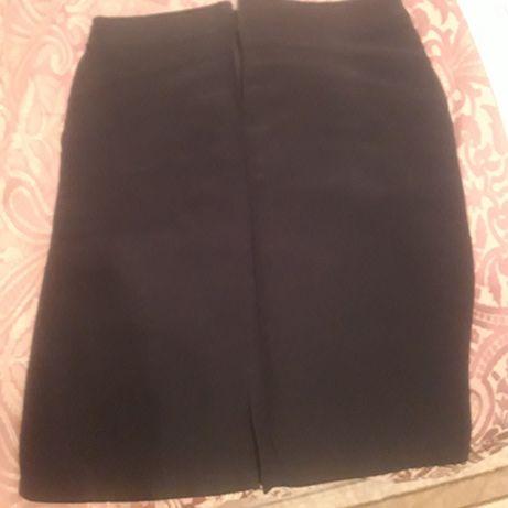 Школьный    юбка.  Размер 44