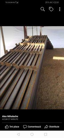 Vând și construiesc hale ferme metalice la preț de producător