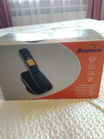 Домашен телефон Binatone Fusion 2815 с дисплей,записваща гласова поща