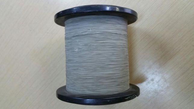 Sarma nichelina ISOTAN CuNi44 diametru 0.3mm, 7.1 ohm/m