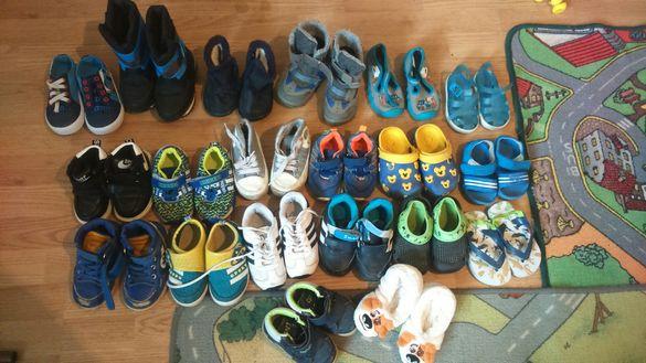 Обувки, ботуши, кецове