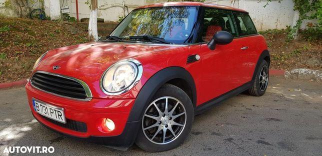 Mini Cooper Mini Cooper an 2011