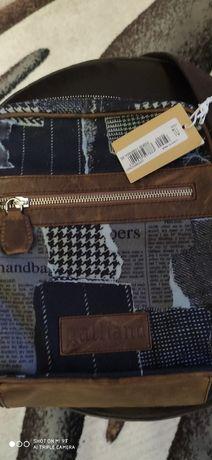 Мъжка чанта Галиано