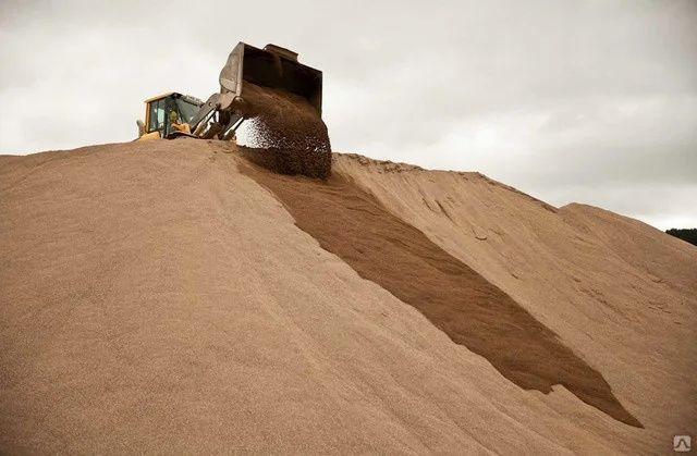 Балласт, Песок, щебень, Бут, Горелая порода ( Горельник) Шлак.