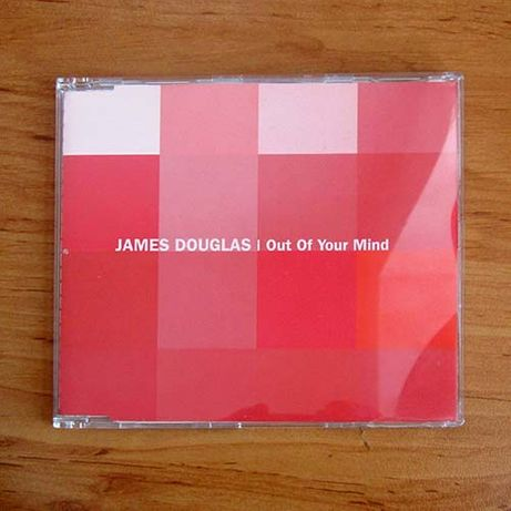 James Douglas - Out Of Your Mind - Maxi Single CD оригинален диск