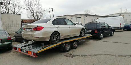 Asistenta rutiera Arad Nadlac Tractari auto Remorcari Ungaria, Austria