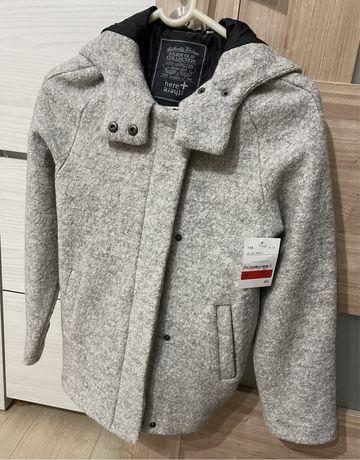Palton/cojocel / haina/ geaca- fete/ de la C&A