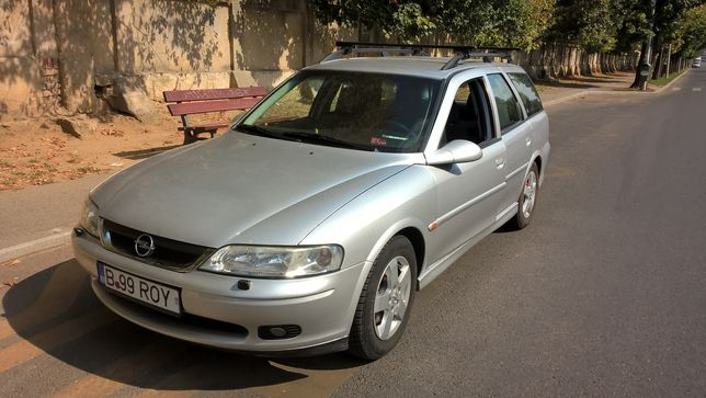 Opel Vectra Caravan 2.0 TDI