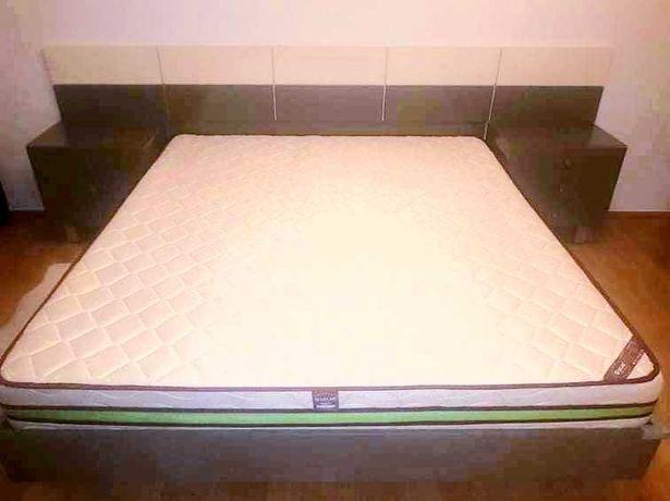 Vând pat dublu dormitor