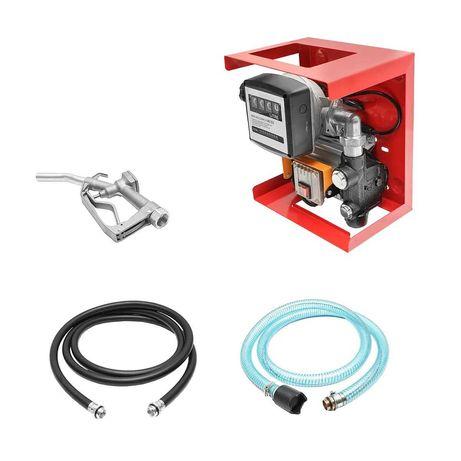Pompa transfer combustibil 220V 550W Breckner Debit 60L/min