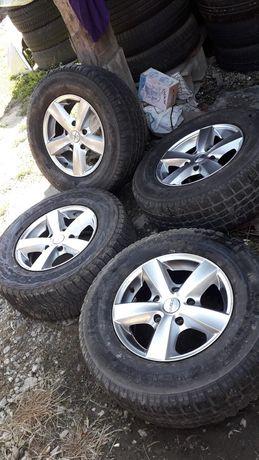 Jante aliaj 5x139,7 r16 jeep kia,mercedes,suzuki,korando,sangyoung