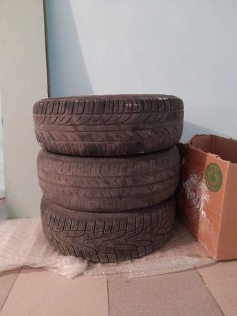 Продам разные летние зимние  шины ра