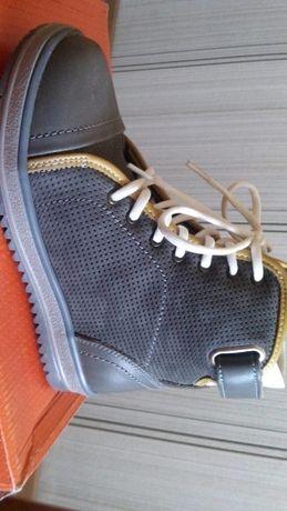 Ботинки Тифлани. Обувь