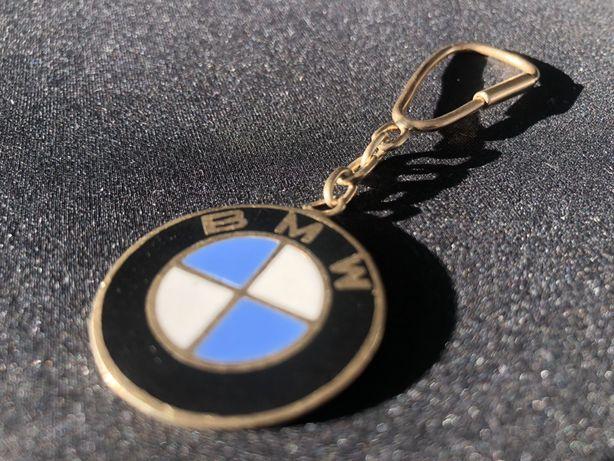 Breloc BMW din aur de 14k, 196 ron/gram