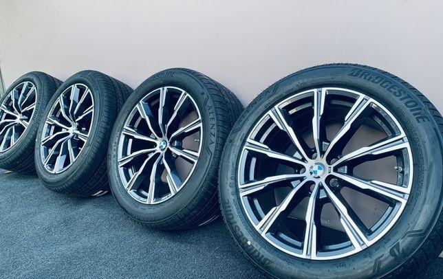 """Jante 20"""" roti vara originale BMW X5 G05 X6 G06 M paket style 740m"""