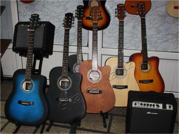 "Гитара с подключением/ 41"" / Магазин гитар"