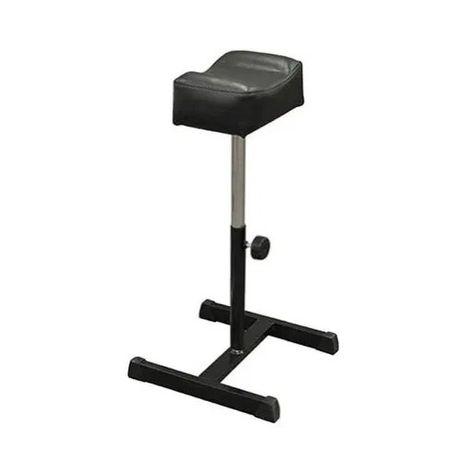 Scaun pentru pedichiura reglabil ,negru