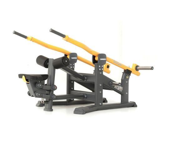 Presa Triceps incarcare manuala (dicuri ) nou Aparate fitness