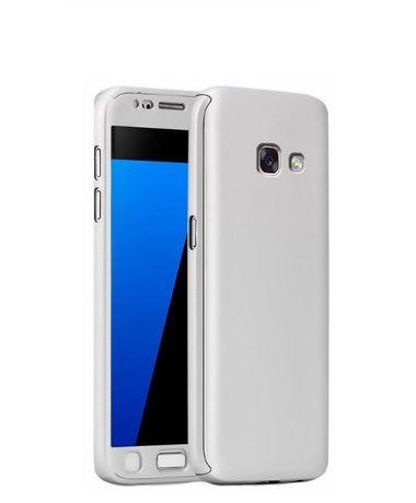 Husa 360 full body Samsung J510 SILVER