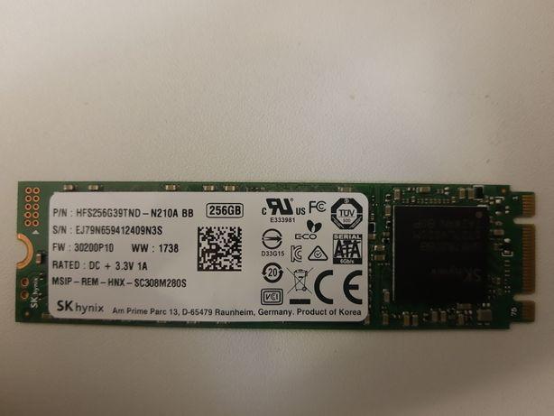 SSD 256GB model M2