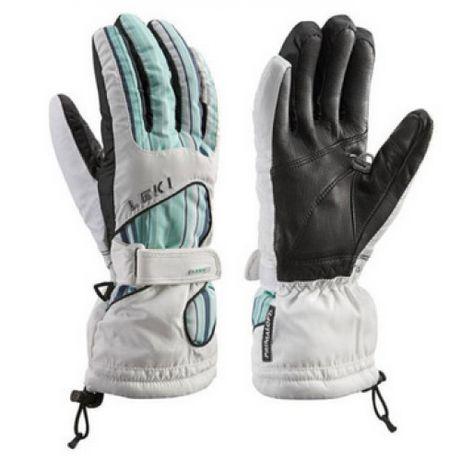 Ръкавици за ски Leki Stripes Gore Tex