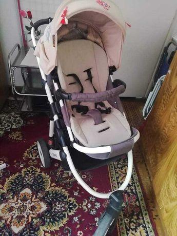 Детска комбинирана количка Лорели