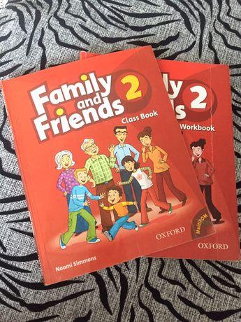 Учебник Family and friends 2