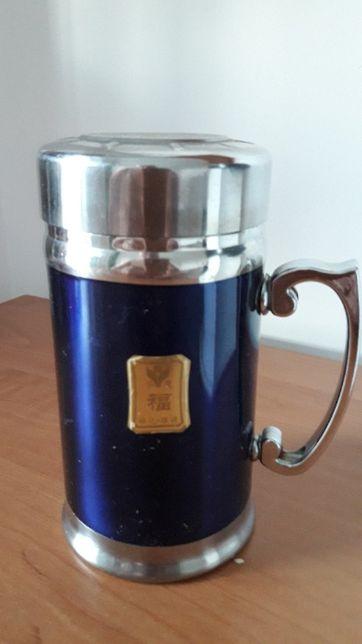 cana termo inox - cafea